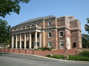 UNC Greensboro Memorial Hall